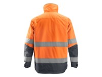 1138 Core High-Vis Isolerende Jas, Klasse 3